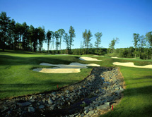 Poconos Golf Hole